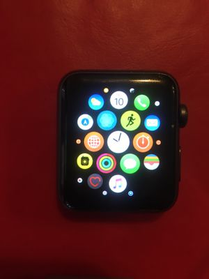 Unlocked Apple Watch Series 1 42mm with extras for Sale in Washington, DC