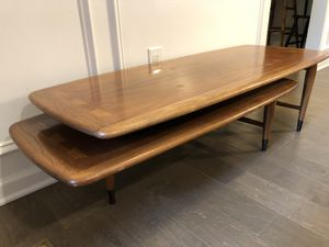 Mid-century Modern Switchblade Coffee table for Sale in Spring Hill, TN