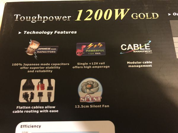 NEW SEALED COMPONENTS Asrock Pro + 1200w Power + Celeron +Ballistix