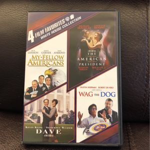 White House Movie Collection for Sale in Fairfax, VA
