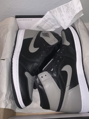 "Jordan 1 ""Shadow"" Men's 11 w/ original receipt for Sale in Lehigh Acres, FL"