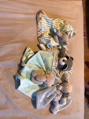 Baby animal snuggie's for Sale in El Monte, CA