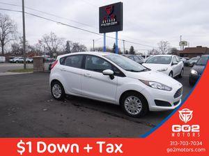 2016 Ford Fiesta for Sale in Detroit, MI
