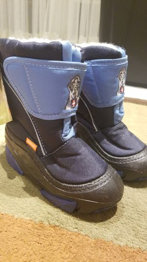 Kids snow boots size US 8/9 (EU 26/27) for Sale in Sunrise, FL