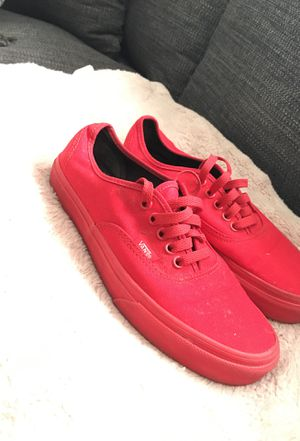 Vans Size 7 Men or Women for Sale in Ocala, FL