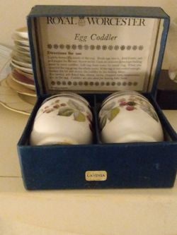 Vintage Royal Worcester Egg Coddler for Sale in Silver Spring,  MD
