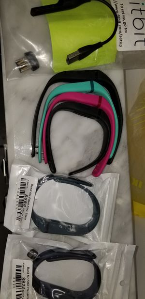 Fitbit Flex bands/charger for Sale in Lutz, FL