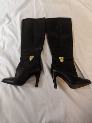 MICHAEL KORS Leather Boots size 6 for Sale in Mountain View, CA