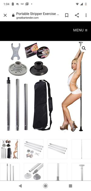 New Dance Pole Portable Stripper Pole Full Kit for Sale in Compton, CA