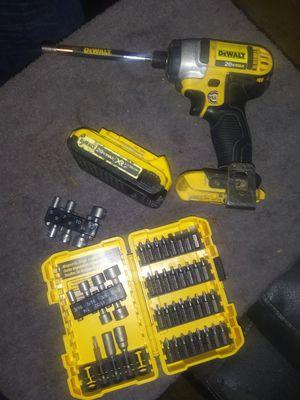 Dewalt 20v lithium impact drill for Sale in Weslaco, TX