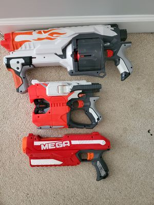 Nerf guns for Sale in Brentwood, NC