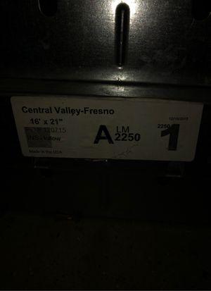 Garage door panel for Sale in Fresno, CA