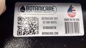 Botonicare ID hydroponic trays for Sale in Butte, MT