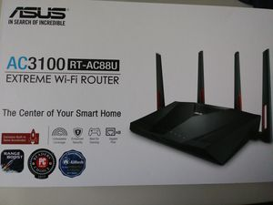 Asus Extreme Wifi Router for Sale in Jacksonville, FL