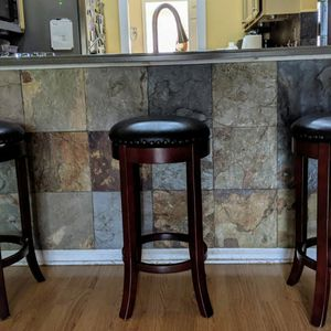 Set of three Stools for Sale in Orlando, FL