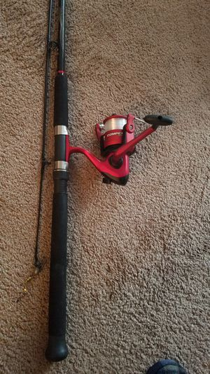 Fishing pole- Rod and reel combo for Sale in Portland, OR