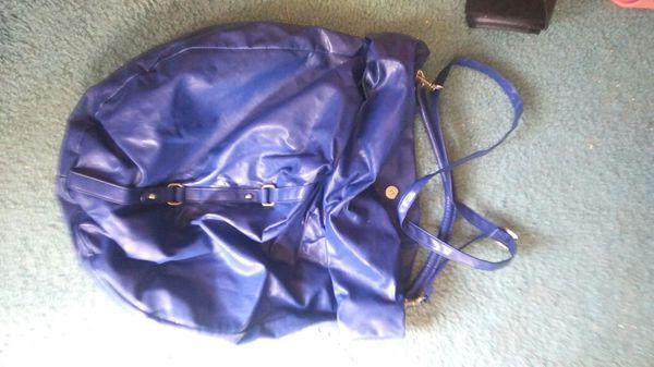 Oversized slouchy hobo bag