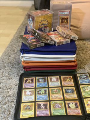 I want your old Pokemon cards! for Sale in Escondido, CA
