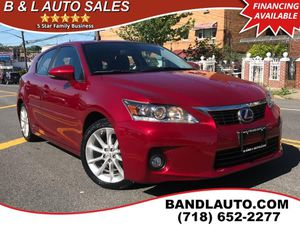 2012 Lexus CT 200h for Sale in The Bronx, NY