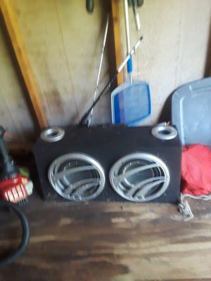 Punch subwoofers 2/12 for Sale in Spring Hill, FL