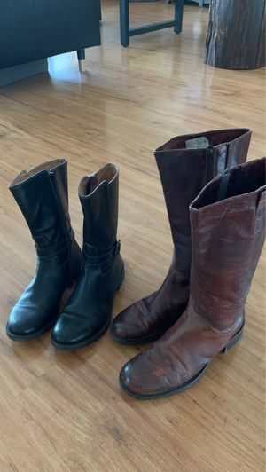 Women's J Crew boots size 8 1/2 for Sale in Fort Lauderdale, FL