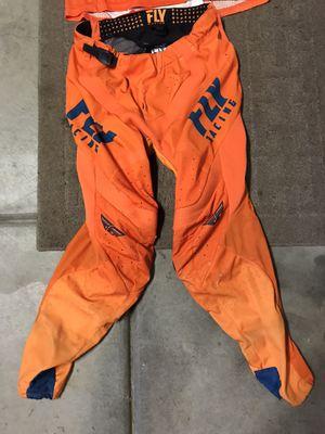 Fly Racing Lite Hydrogen Motocross Pants for Sale in Perris, CA