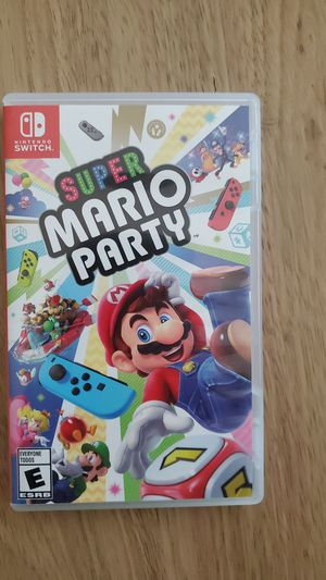 Mario party for Sale in Houston, TX
