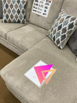 Dorsten Sisal Reversible Sofa Chaise ✔️ Couch ⭐ Living Room Set for Sale in Fort Worth,  TX
