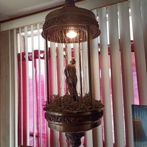Vintage Greek Goddess Rain Lamp for Sale in Lake Forest, CA