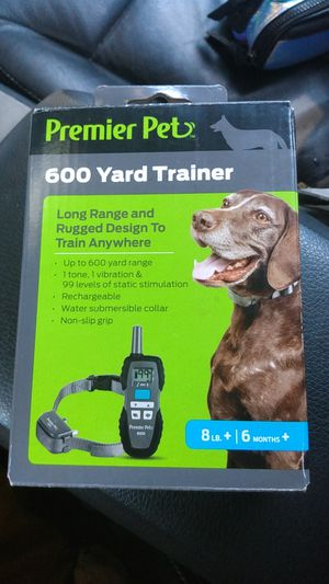 Dog training collar ( Premier Pet ) for Sale in Boise, ID