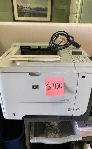 HP Laser Jet P3015 enterprise laser printer for Sale in Aurora, CO