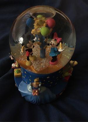 Disney's 100th Anniversary Snow Globe for Sale in Fond du Lac, WI