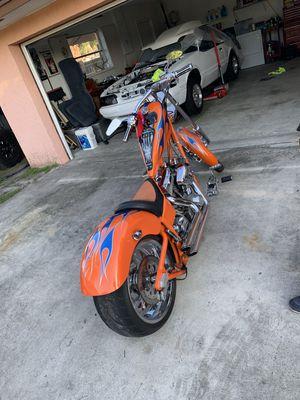 2005 custom chopper for Sale in Lake Worth, FL