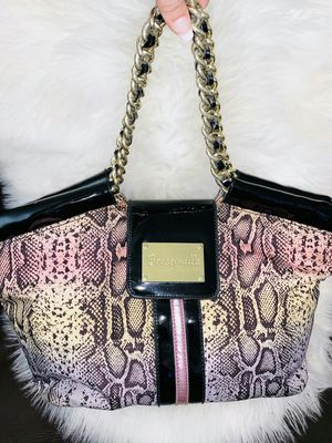 Betsey johnson ombre ranbow snake purse for Sale in Chandler, AZ
