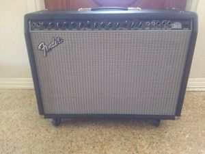 1990s Fender stereo ultra chorus for Sale in Tampa, FL