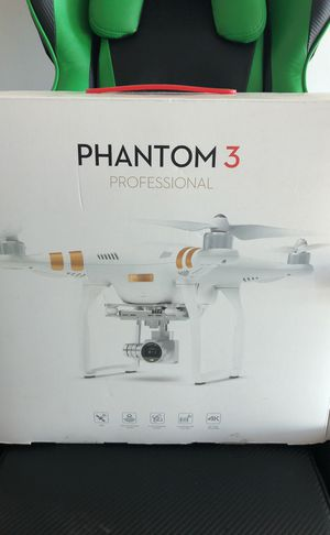 DJI Phantom 3 Drone (+3 batteries + hard travel case) for Sale in Tempe, AZ