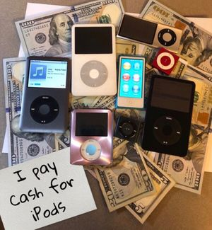 iPods Any Kind for Sale in Knoxville, TN