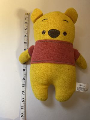 Official Disney Pook A Looz Pooh Bear Plushie Stuffed Toy for Sale in Albuquerque, NM