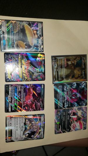 EX and GX pokemon cards for Sale in Moreno Valley, CA