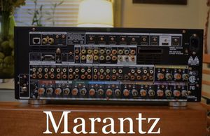 Marantz SR7008 9.2-channel home theater receiver with Apple AirPlay for Sale in San Diego, CA