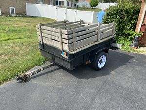 Tilt Trailer 4x6 for Sale in Williamsport, MD