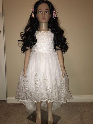 New wedding flower girl communion dresses for Sale in Escondido, CA