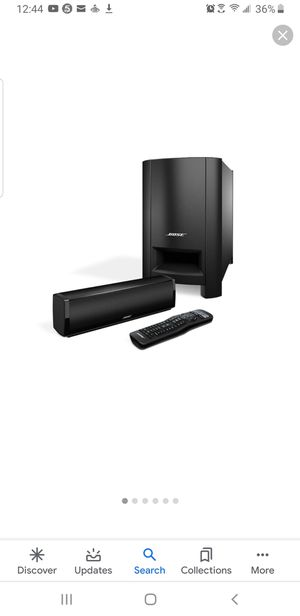 Bose cinemate 15 for Sale in Brooklyn, NY
