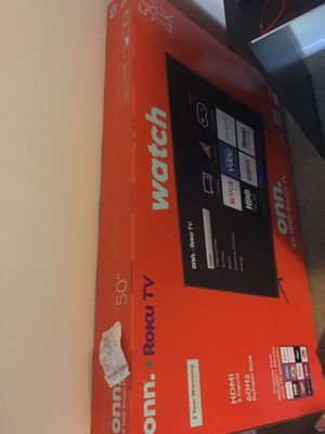 55 inch Roku TV for Sale in Odenton, MD