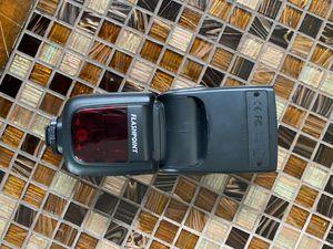 Flashpoint Zoom Li-ion TTL Flash for Sale in Casselberry, FL