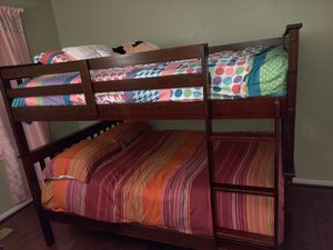 Bunk bed. Good condition for Sale in Herndon, VA