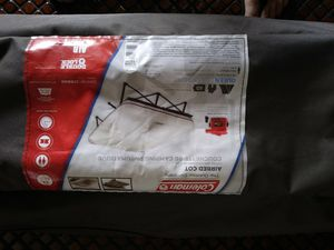 Coleman fold up bed in a rolling bag. for Sale in Hooversville, PA