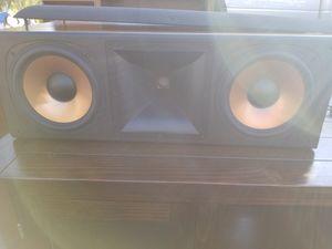 Klipsch rc-7 cherry speaker for Sale in Martinez, CA