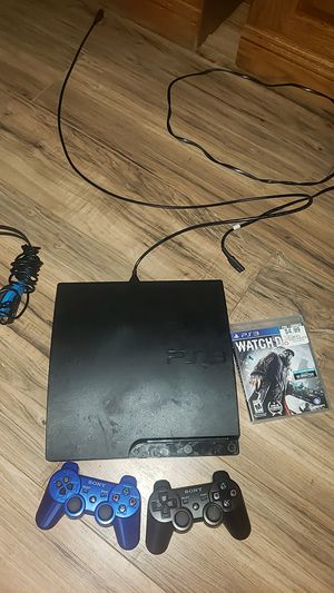 Ps3 With Games Bundle for Sale in Aurora, CO