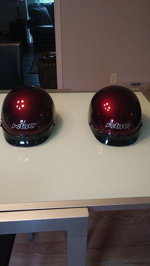 Kbc motorcycle helmets for Sale in Acworth, GA